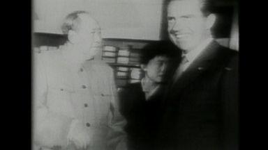 22, 1972: Chinese media calls Nixon visit a 'success'