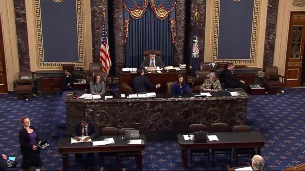 VIDEO: The long, contentious battle to fill the vacancy on the nation's highest court, which has lasted over a year in Congress could end today when the Senate holds a vote on whether to confirm Judge Neil Gorsuch to the Supreme Court.