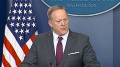 VIDEO: When you look at the totality of what weve accomplished ... it is unbelievable what he has been able to do, Sean Spicer said at todays press briefing.