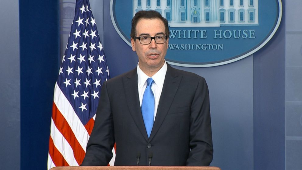VIDEO: The U.S. Treasury has announced sanctions against 271 employees of the Syrian government agency believed to be responsible for developing chemical weapons like those used in an attack on dozens of civilians in the country earlier this month.