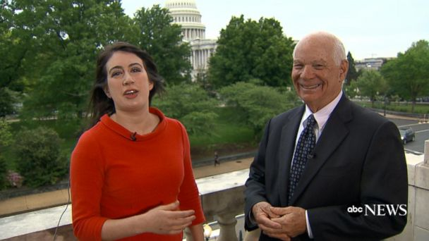 VIDEO: Sen. Ben Cardin on Trump's first 100 days