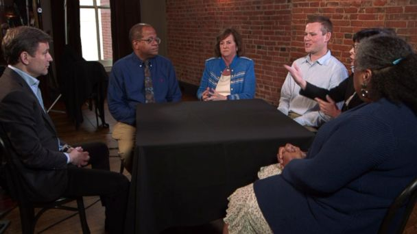 VIDEO: Listening to America: Doylestown, Penn., voters on the nation's political climate