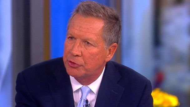 VIEW: Governor John Kasich on President Trump's first 100 days, who's to blame for division in America