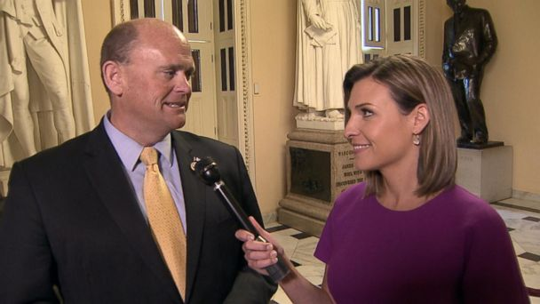 VIDEO: Rep. Tom Reed on President Trump's first 100 days