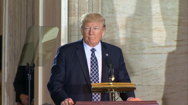 VIDEO: Highlights from President Trump's speech at Days of Remembrance ceremony