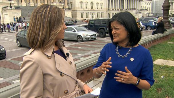 VIDEO: Rep. Pramila Jayapal applauds injunction blocking part of sanctuary cities executive order