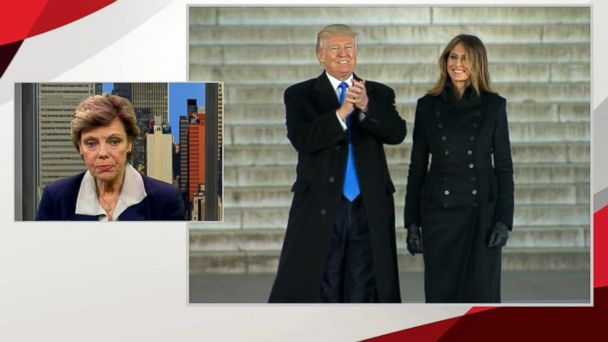 VIDEO: Melania Trump's first 100 days as First Lady