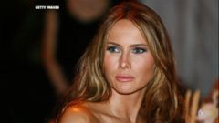 Learn more about Melania Trumps life.