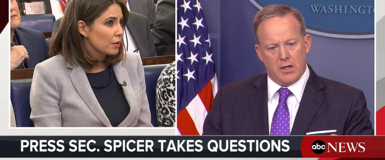 VIDEO: Press secretary comments on tax plan's effect on middle class