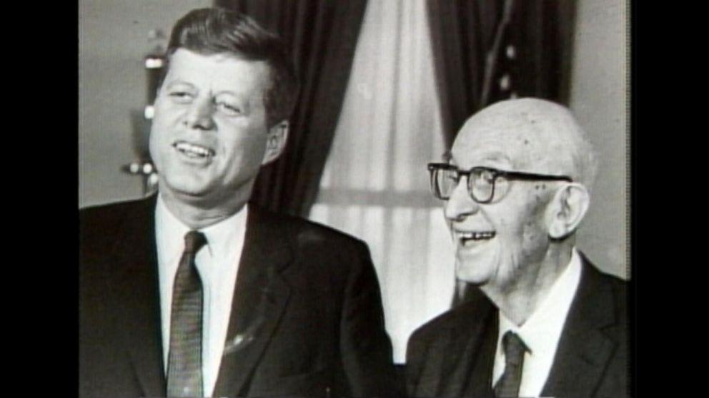 Feb 4 1982 JFK secretary on secret recordings inside the Oval