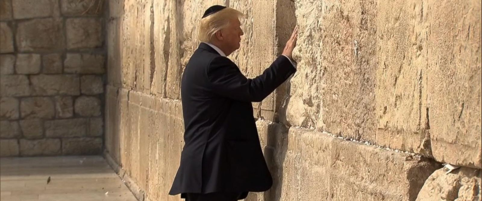 VIDEO: President Trump visits Israel on first foreign trip