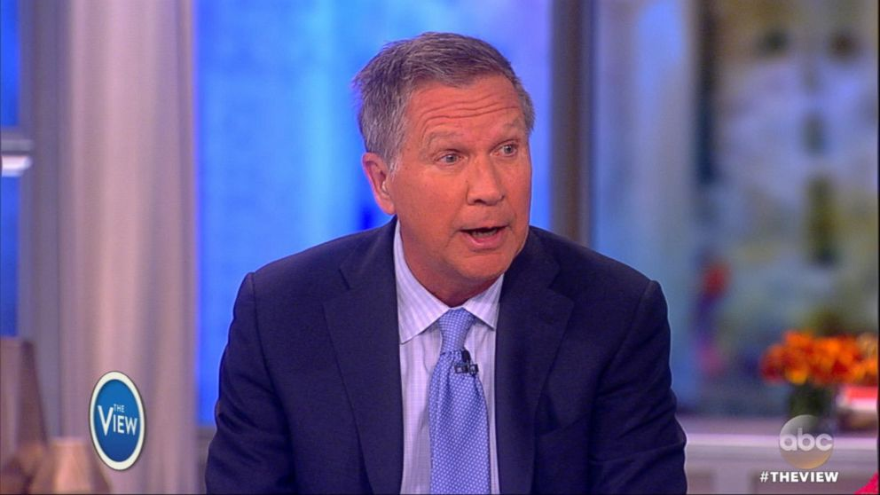 VIDEO: Gov. John Kasich weighs in on Trump's proposed budget plan