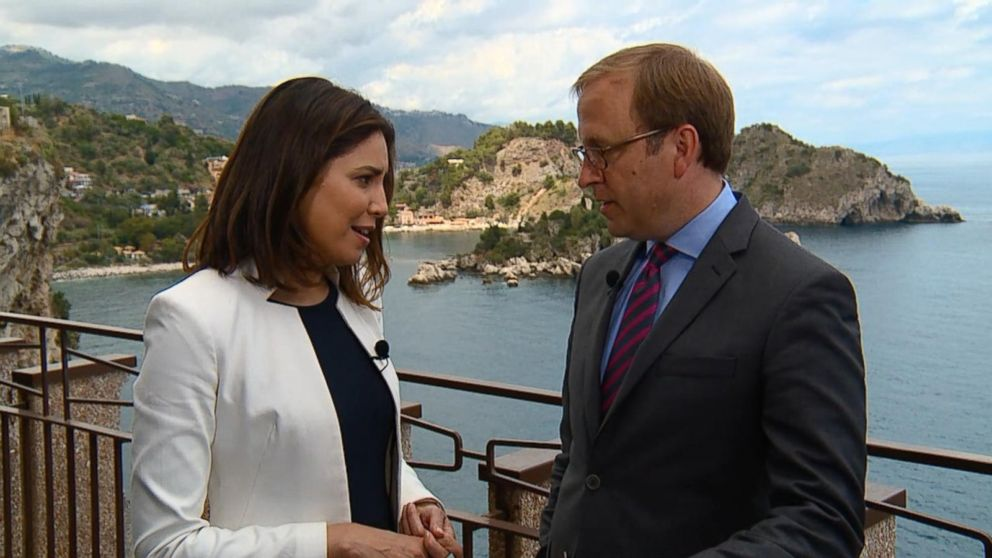 VIDEO; Live from Taormina, Italy, where President Trump is meeting with G7 leaders