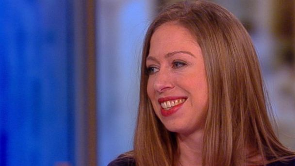 VIDEO: Chelsea Clinton weighs in on Kathy Griffin debate