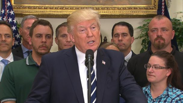 VIDEO: The president said this morning that Scalise's condition is