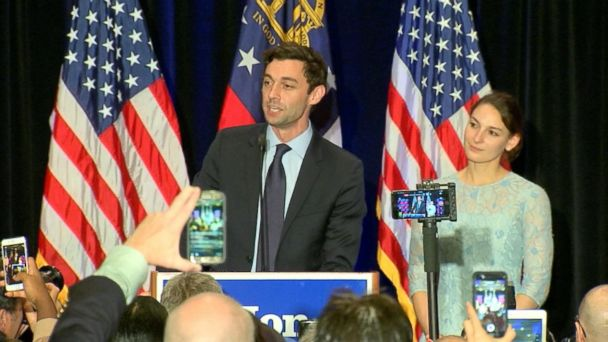 VIDEO: Democrat Jon Ossoff gives concession speech after losing Georgia special election