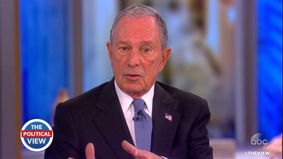 VIDEO: Michael Bloomberg on Trump's success, the Paris Accord and running for office