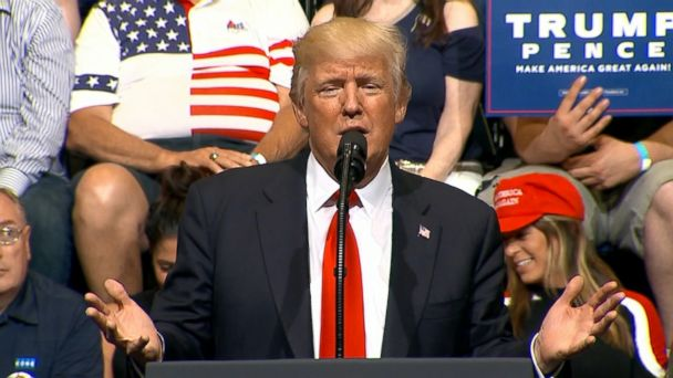 VIDEO: Trump says he doesn't 'want a poor person' dealing with economic issues