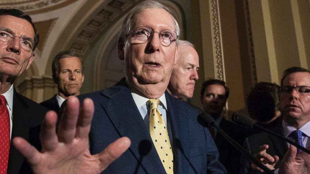 VIDEO:  Senate GOP set to drop health care bill