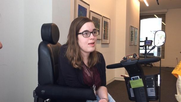 VIDEO: Disability rights advocates join the fight to stop the Senate health care bill