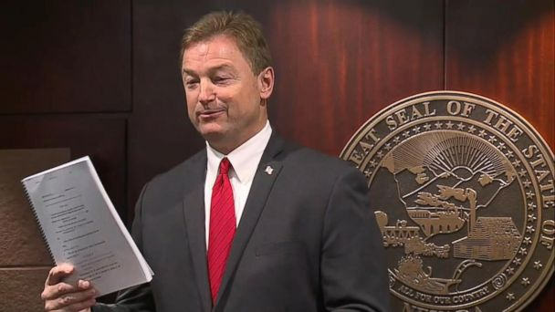 On Friday, Sen. Dean Heller, R-Nev., said