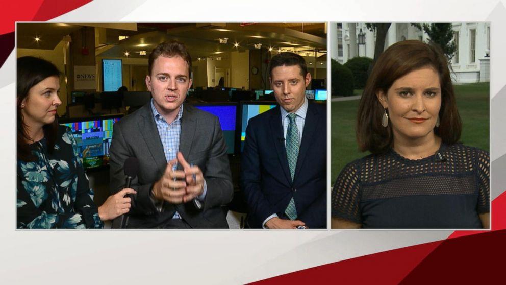 VIDEO: White House press briefing debrief