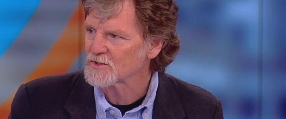 VIDEO: Colorado baker Jack Phillips on his case going to the Supreme Court