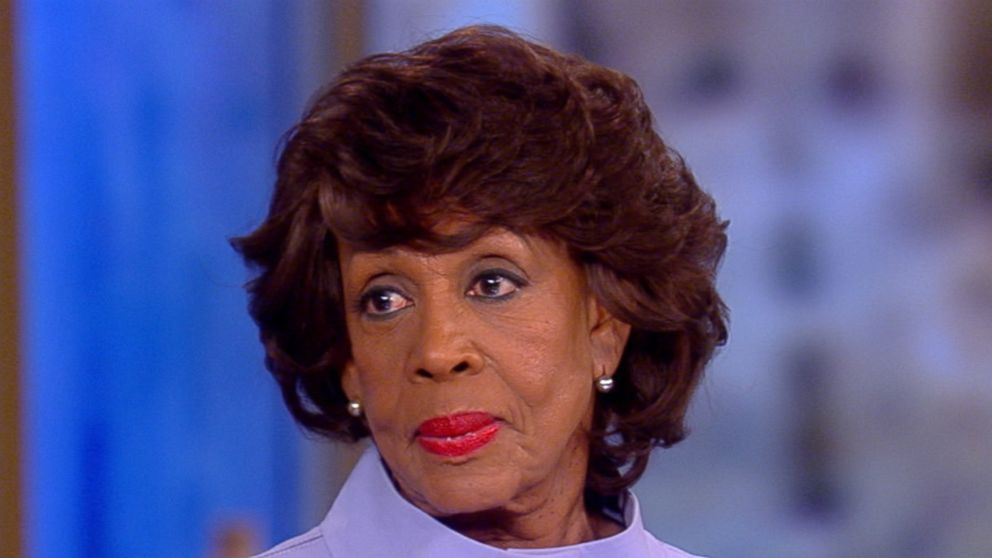 Rep Maxine Waters On Whether She D Run For President In