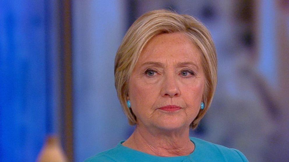 Politician Direct 170913_view_trump_northkorea_113300_16x9_992 WATCH: Hillary Clinton on giving Trump 'a chance to lead,' North Korea, Bernie Sanders' role in election ABC Politics  Politics