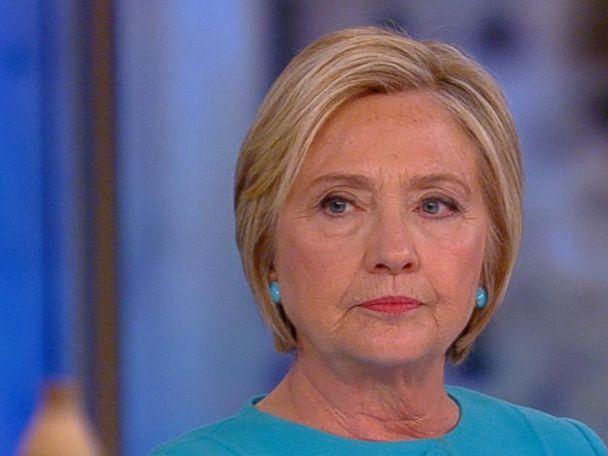 Politician Direct 170913_view_trump_northkorea_113300_4x3_608 WATCH: Hillary Clinton on giving Trump 'a chance to lead,' North Korea, Bernie Sanders' role in election ABC Politics  Politics