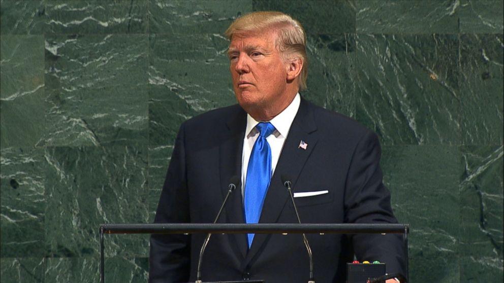 WATCH:  Trump calls Iran a 'murderous regime'