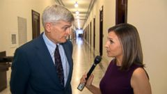 VIDEO: The Louisiana Republican spoke to ABCs Mary Bruce.