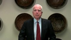 I believe we could do better working together, Republicans and Democrats, and have not yet really tried, McCain said in a statement.
