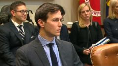 VIDEO: White House adviser and President Donald Trumps son-in-law Jared Kushner has used a private email account to communicate with White House staffers, his attorney confirmed to ABC News.