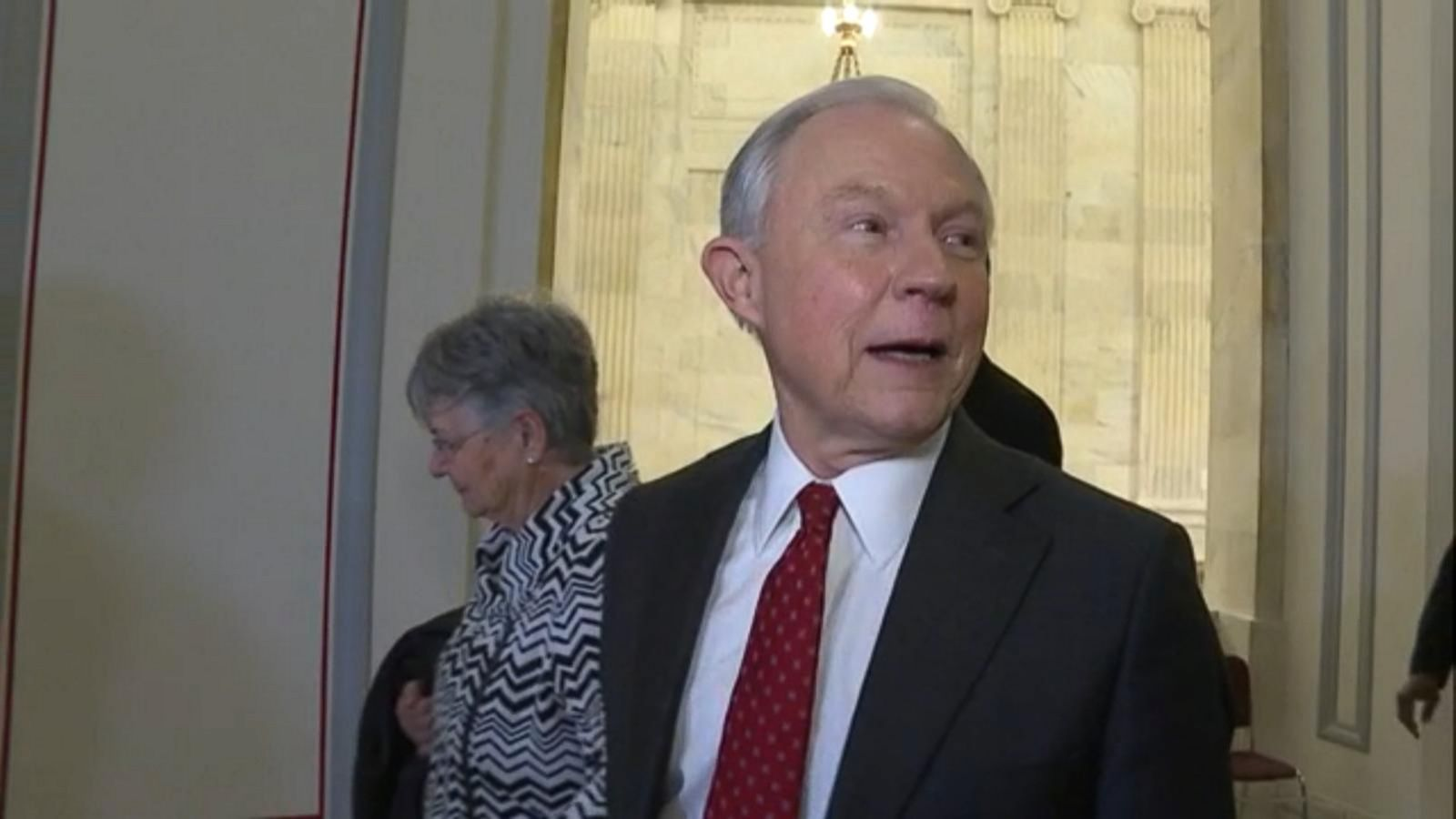 VIDEO: Day 1 of Sen. Sessions Confirmation Hearing Comes to a Close