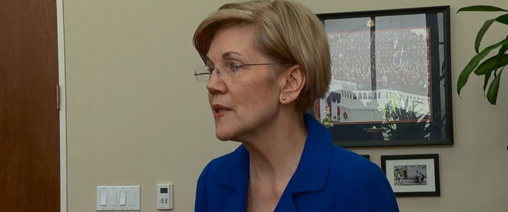 Senator Elizabeth Warren, D-Massachusetts, has proposed a bill to give consumers more control over the information credit companies can share.