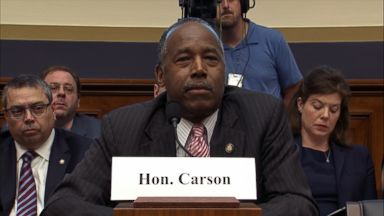Politician Direct 171012_pol_waters_carson_pr_16x9_384 WATCH: Frustrated by Congress, Trump acts alone on health care ABC Politics  Politics