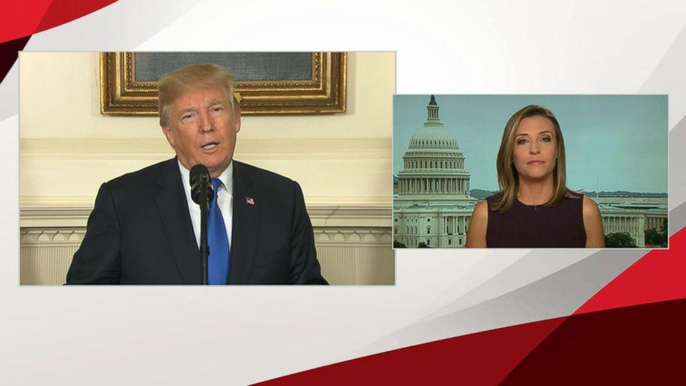 President Trump decertifies Iran deal