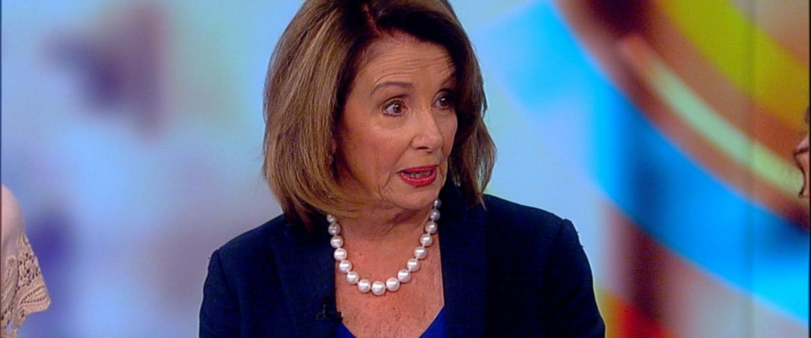 VIDEO: Nancy Pelosi on dinner with Trump and Schumer