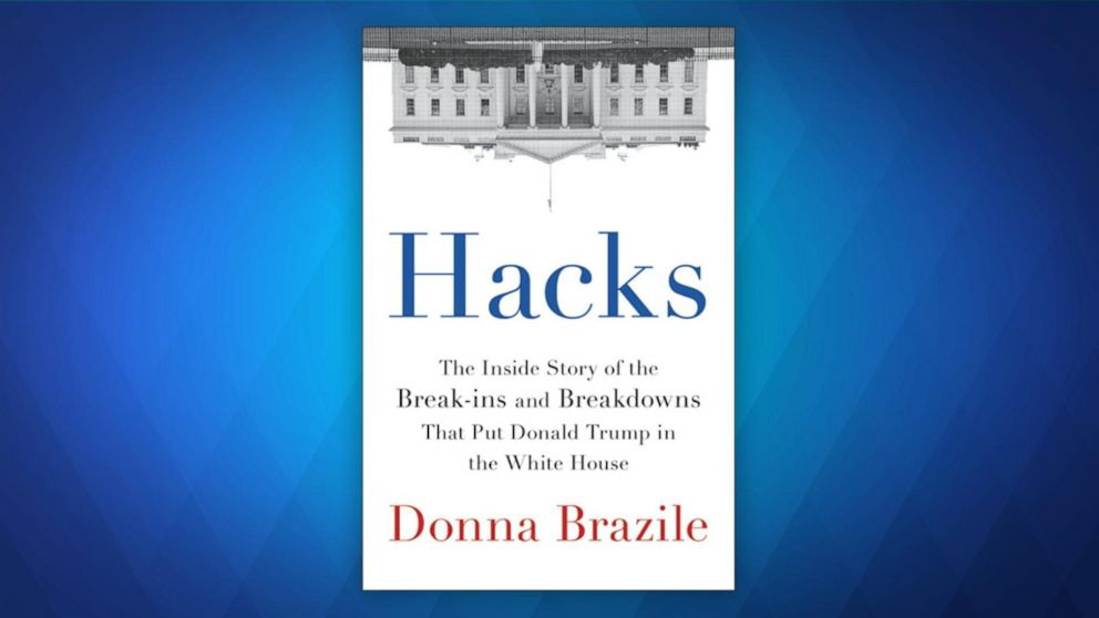 Former DNC chair Donna  Brazile  discusses allegations about Democratic Party in new book