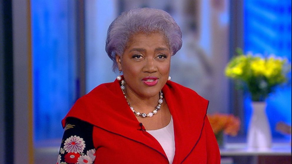 Donna  Brazile  on passing debate questions to Hillary Clinton's campaign, Democratic funding of Russian research