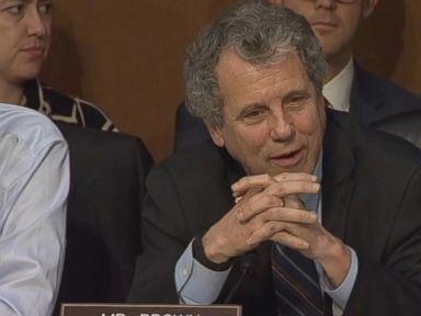WATCH:  Tensions run high as Senate Finance Committee considers GOP tax plan