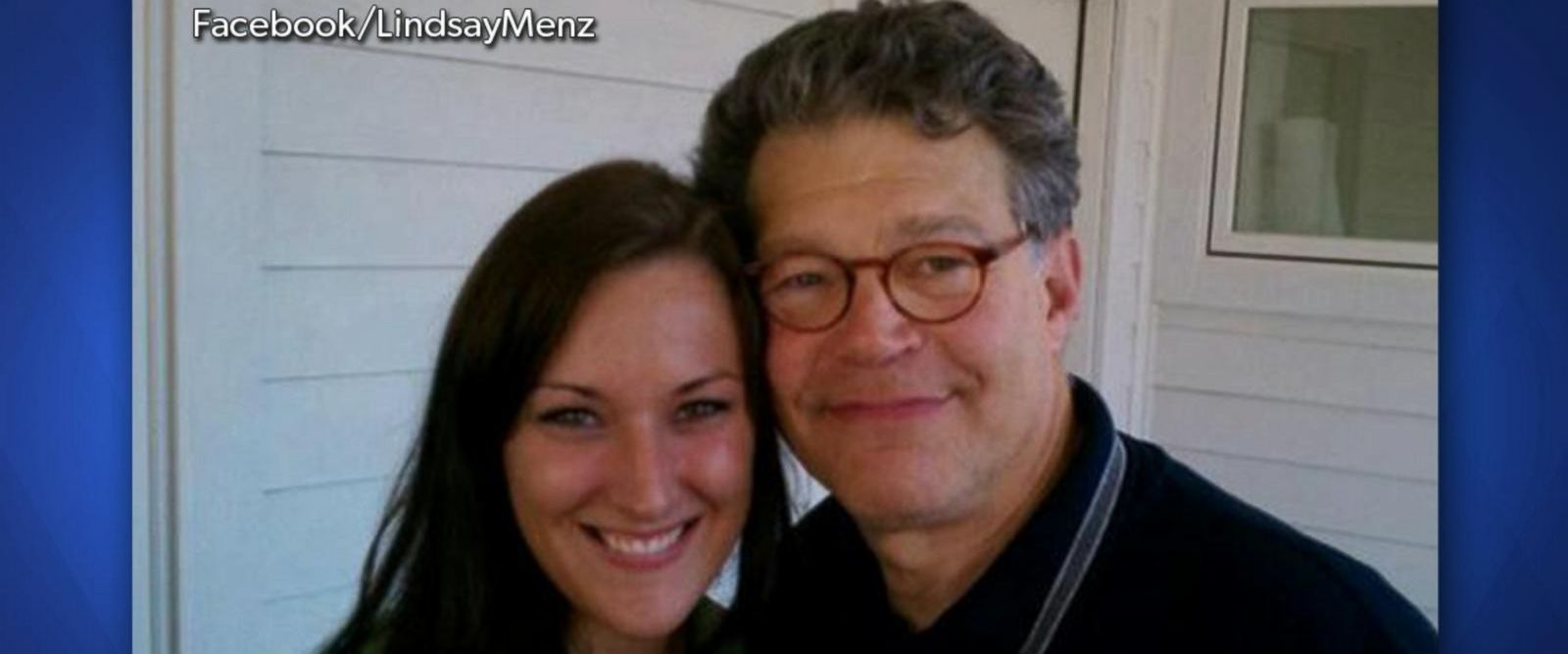 VIDEO: 2nd woman accuses Sen. Al Franken of inappropriate touching