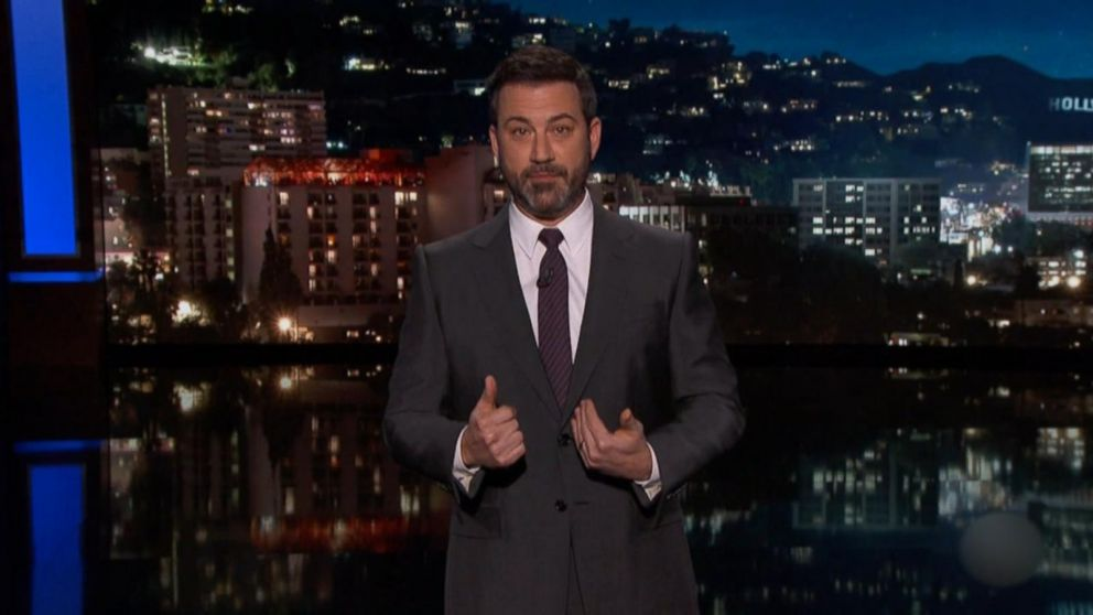 Jimmy Kimmel to Roy Moore: If 'you're challenging me to a fight ... I accept'