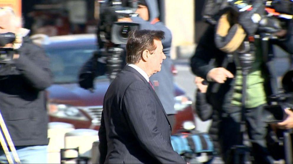 Judge warns Manafort: Gag order 'applies to you'