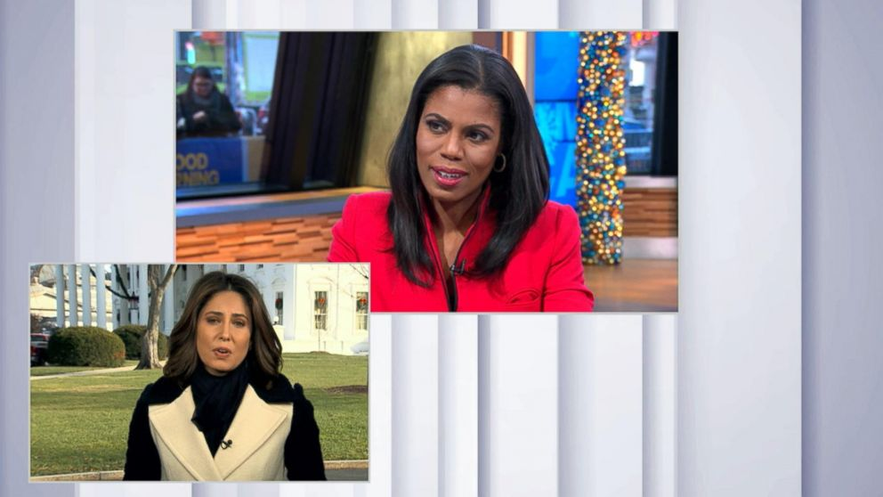 'VIDEO: 'The Briefing Room': Tax deal, Omarosa Manigault resignation and Paul Ryan rumors.' from the web at 'http://a.abcnews.com/images/Politics/171214_vod_amarosa_16x9_992.jpg'