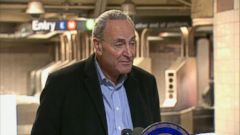 VIDEO: Democratic Sen. Charles Schumer is asking the TSA to speed up the testing and perfecting of this technology.