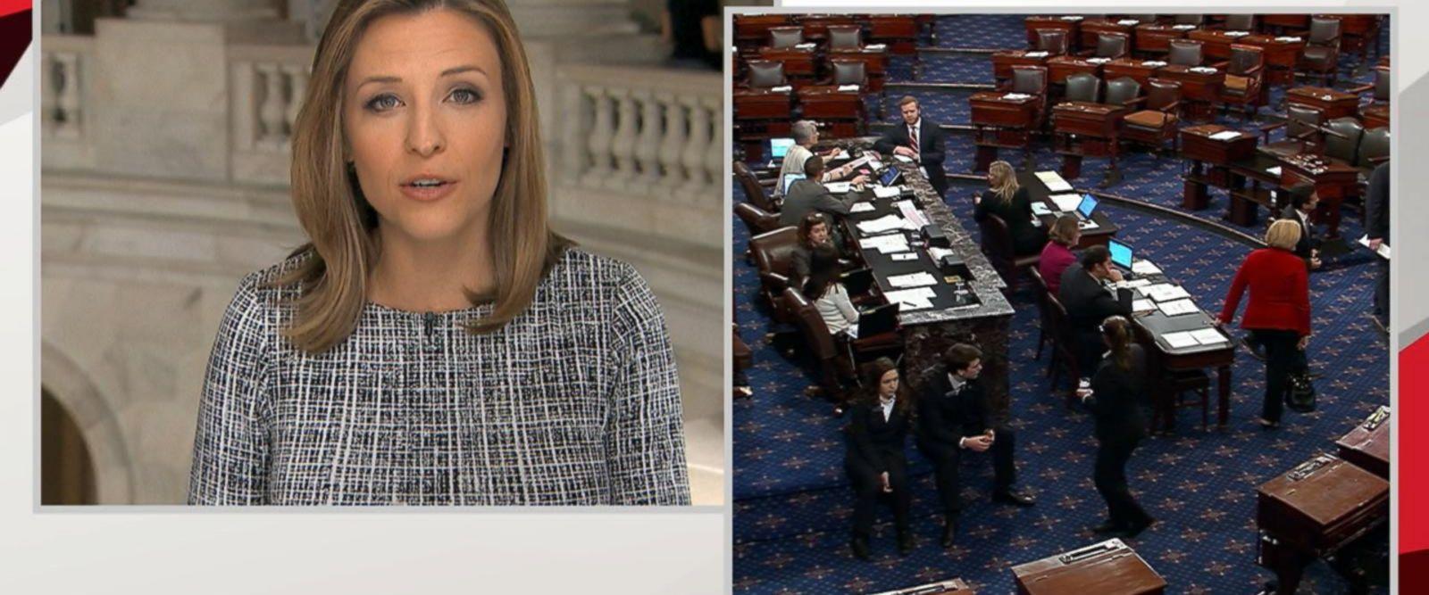 VIDEO: Senate votes to end debate, setting up vote to conclude shutdown