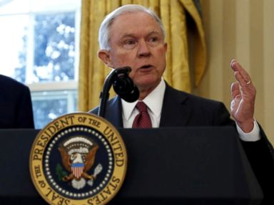 WATCH:  Attorney general interviewed by special counsel in Russia probe