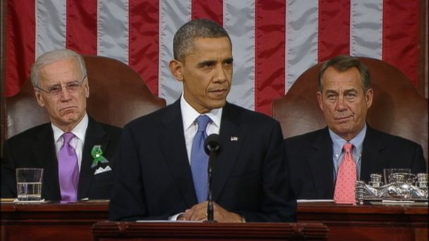 2013 February 12 state of the union 16x9 608 The 7 Strangest State of the Union Rituals